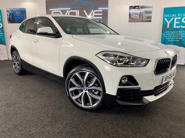 2018 18 BMW X2 2.0 XDRIVE20D SPORT 5d AUTO 188 BHP