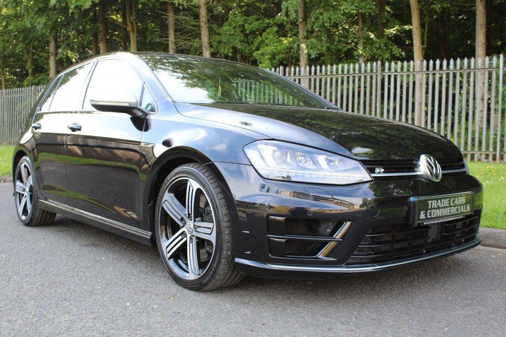 2016 Volkswagen Golf R Dsg £21,500