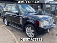 USED 2007 57 LAND ROVER RANGE ROVER 3.6 TDV8 VOGUE SE 5d AUTO 272 BHP