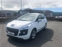 USED 2013 PEUGEOT 3008 1.6 HDI ACTIVE 5d 115 BHP