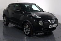 USED 2015 65 NISSAN JUKE 1.5 TEKNA DCI 5d 110 BHP 2 OWERS with 3 Stamp SERVICE HISTORY