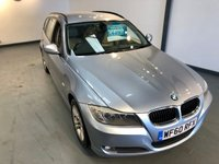 2010 BMW 3 SERIES 2.0 318D ES TOURING 5d 141 BHP £4795.00