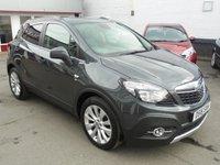 2016 VAUXHALL MOKKA 1.6 SE CDTI 5d AUTO 134 BHP £SOLD