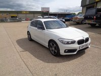USED 2017 17 BMW 1 SERIES 2.0 118D SPORT 5d 147 BHP
