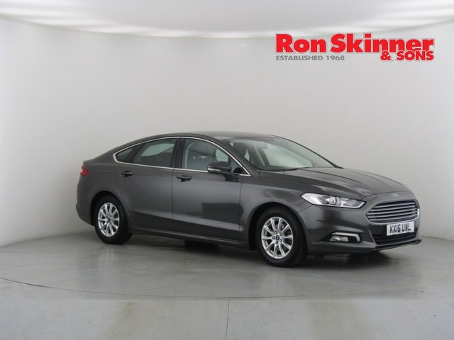 View our 2016 16 FORD MONDEO 2.0 ZETEC ECONETIC TDCI 5d 148 BHP