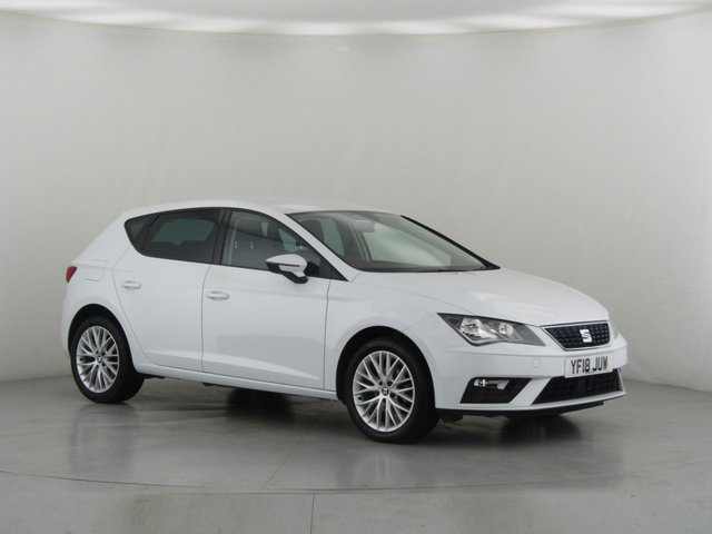 View our 2018 18 SEAT LEON 1.2 TSI SE DYNAMIC TECHNOLOGY 5d 109 BHP