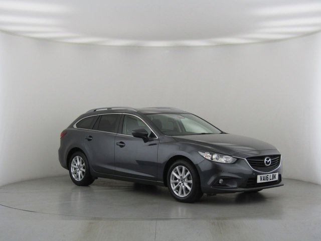 View our 2016 16 MAZDA 6 2.0 SE-L NAV 5d 143 BHP