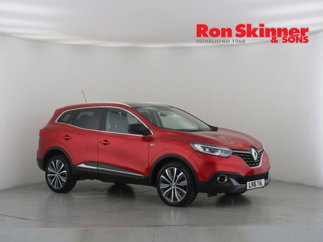 View our 2016 16 RENAULT KADJAR 1.6 SIGNATURE NAV DCI 5d 130 BHP