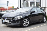 USED 2016 65 VOLVO V60 2.0 D3 BUSINESS EDITION 5d 148 BHP Great Service History & Serviced When Sold