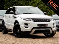 USED 2014 14 LAND ROVER RANGE ROVER EVOQUE 2.2 SD4 DYNAMIC 5d AUTO 190 BHP FULL LAND ROVER SERVICE HISTORY, PANORAMIC SUNROOF, HEATED SEATS...