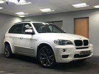 USED 2009 BMW X5 3.0 XDRIVE30D M SPORT 5d AUTO 232 BHP+++HIGH SPEC+++