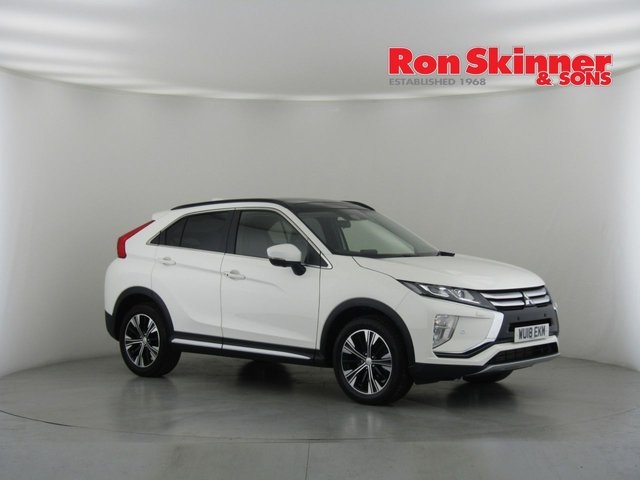 View our 2018 18 MITSUBISHI ECLIPSE CROSS 1.5 4 5d 161 BHP
