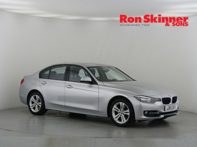 View our 2015 15 BMW 3 SERIES 2.0 320I XDRIVE SPORT 4d AUTO 181 BHP