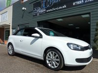 2012 VOLKSWAGEN GOLF 2.0 SE TDI BLUEMOTION TECHNOLOGY 2d 139 BHP £6995.00