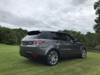 USED 2015 LAND ROVER RANGE ROVER SPORT 3.0 SDV6 HSE DYNAMIC 5d AUTO 288 BHP