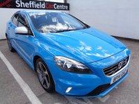 2014 VOLVO V40 1.6 D2 R-DESIGN 5d 113 BHP £7675.00