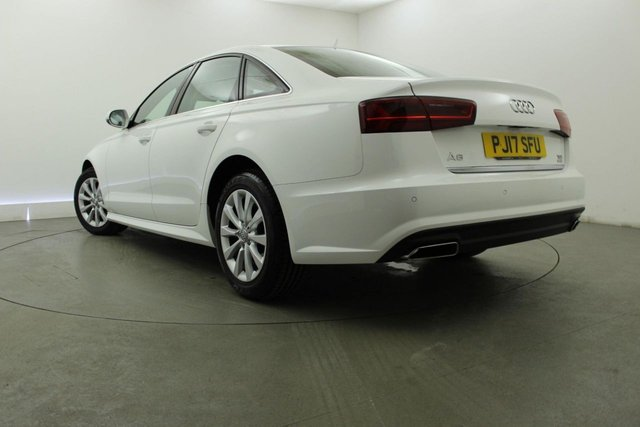AUDI A6 at Georgesons