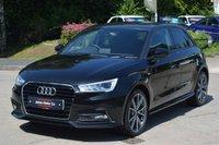 USED 2015 65 AUDI A1 1.4 SPORTBACK TFSI S LINE 5d 123 BHP