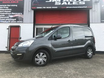 2015 CITROEN BERLINGO