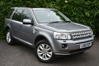 USED 2011 61 LAND ROVER FREELANDER 2.2 SD4 HSE 5d AUTO 190 BHP PANROOF FLRSH