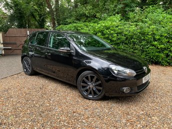 2012 VOLKSWAGEN GOLF 2.0 GT-L TDI DSG 5d AUTO 138 BHP £7489.00