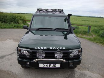 View our LAND ROVER DISCOVERY 2.5 Td5