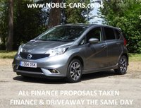 2015 NISSAN NOTE 1.2 TEKNA STYLE DIG-S 5d 98 BHP