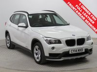 USED 2014 14 BMW X1 2.0 XDRIVE 20D SE 5d AUTO 181 BHP Full Leather Front & Rear Parking Sensors Stunning BMW X1 2.0 xDrive  SE AUTO having had just 1 Previous Owner and comes with Full BMW Service History. This beautiful car is fully equipped with over £1,300 over extras including Full Leather, Front and Rear Parking Sensors and in addition comes with Bluetooth, Air Conditioning, Leather Multi Functional Steering Wheel, Auto Headlights, Alloys, 2 Keys and a free Warranty. Nationwide Delivery Available. Finance Available at 9.9% APR Representative.