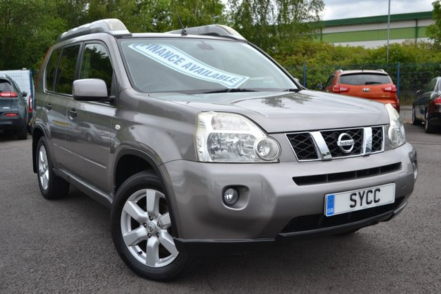 USED 2009 Y NISSAN X-TRAIL 2.0 SPORT DCI 5d 148 BHP ~ PAN ROOF ~ 1 OWNER 1 OWNER FROM NEW ~ 2 KEYS ~ 12 MONTHS MOT ~ 6 MONTHS WARRANTY