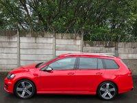 USED 2016 16 VOLKSWAGEN GOLF 2.0 R TSI DSG 5d AUTO 296 BHP