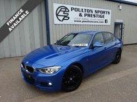 USED 2014 14 BMW 3 SERIES 3.0 330D XDRIVE M SPORT 4d AUTO 255 BHP + LEATHER + FULL SPEC