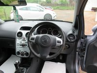 USED 2009 09 VAUXHALL CORSA 1.4 SXI A/C 16V 3d 90 BHP