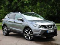 USED 2014 64 NISSAN QASHQAI 1.2 TEKNA DIG-T 5d 113 BHP £184 PCM With £1097 Deposit