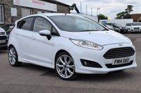 2014 FORD FIESTA 1.0 TITANIUM X 5d 124 BHP £8395.00
