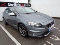 USED 2016 16 VOLVO V40 2.0 T2 R-DESIGN 5d 120 BHP £205  A MONTH ALLOY WHEELS CLIMATE CONTROL HALF LEATHER PARKING SENSORS
