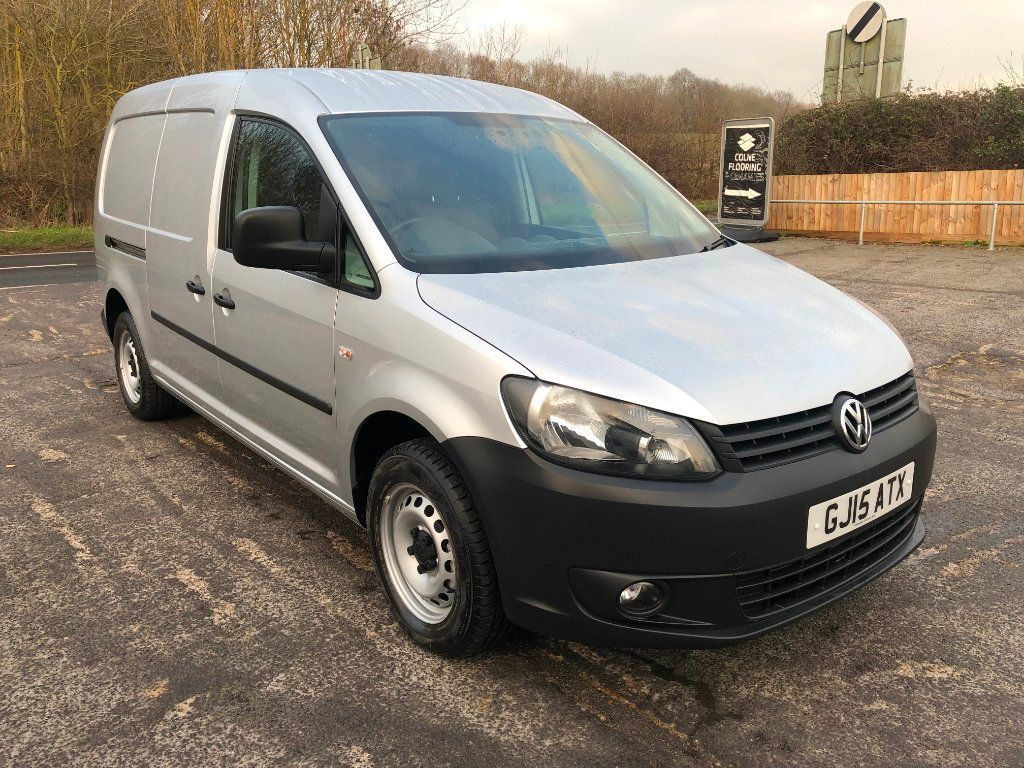 USED 2015 15 VOLKSWAGEN CADDY MAXI 1.6TDI C20 MAXI STARTLINE **AIR CONDITIONING**MAXI**