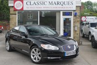 USED 2009 59 JAGUAR XF 3.0 V6 LUXURY 4d AUTO 240 BHP