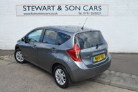 USED 2015 15 NISSAN NOTE 1.2 ACENTA 5d 80 BHP