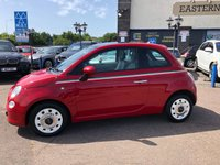 USED 2013 13 FIAT 500 1.2 COLOUR THERAPY 3d 69 BHP