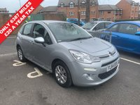 USED 2014 64 CITROEN C3 1.0 PURETECH VTR PLUS 5d 67 BHP ONLY 6387 MILES FROM NEW. LOW CO2 EMISSIONS, CHEAP INSURANCE AND RUNNING COSTS. BRILLIANT SPECIFICATION INCLUDING MEDIA/AUX, FRONT ELECTRIC WINDOWS, REMOTE CENTRAL LOCKING AND  ALLOY WHEELS, 4 SERVICE STAMPS IN BOOK, MEETS LARGE CITY EMISSION STANDARDS!