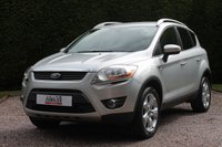 USED 2011 61 FORD KUGA 2.0 TITANIUM TDCI AWD 5d 163 BHP Own This Car For £165 per Month