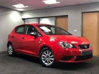USED 2017 17 SEAT IBIZA 1.0 SOL 5d 74 BHP++LOW MILEAGE++