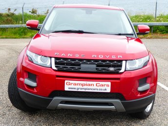 2012 LAND ROVER RANGE ROVER EVOQUE 2.2 SD4 PURE TECH 5d 190 BHP £13995.00