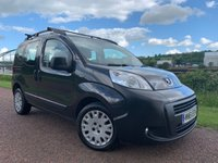 USED 2012 61 PEUGEOT BIPPER 1.2 HDI TEPEE OUTDOOR 5d 75 BHP **SERVICE HISTORY**