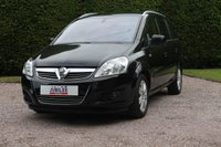 USED 2010 10 VAUXHALL ZAFIRA 1.8 ELITE 5d 139 BHP Zero Deposit Finance Available From £93.73 p\m