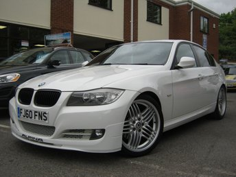 2010 ALPINA D3 Alpina D3 Bi-Turbo 211nhp £SOLD