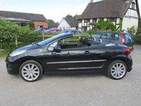 2011 PEUGEOT 207 1.6 CC GT 2DR CABRIOLET £3195.00