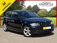 USED 2011 11 BMW 1 SERIES 2.0 116D SPORT 3d 114 BHP STUNNING 3 DOOR SPORT WITH LOW MILEAGE