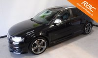 USED 2010 10 AUDI A3 2.0 S3 TFSI QUATTRO 5d 261 BHP FULL AUDI HISTORY UP TO 2016 THEN AUDI SPECIALISTS
