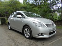 USED 2009 59 TOYOTA VERSO 2.0 TR D-4D 5d 125 BHP SUPPLIED WITH 12 MONTHS MOT